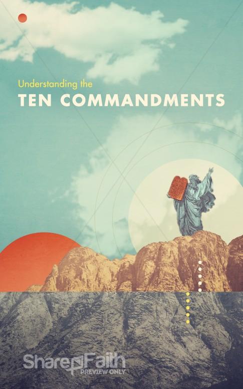 understanding the ten commandments ministry bulletin