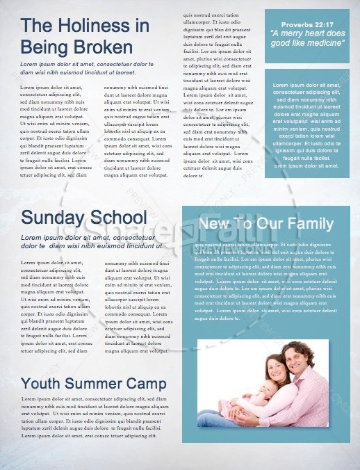 Fall Winter Religious Newsletter  | page 2