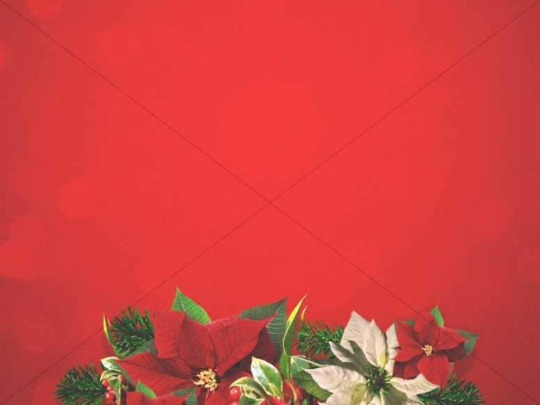 Merry Christmas Happy New Year Christian Worship Background
