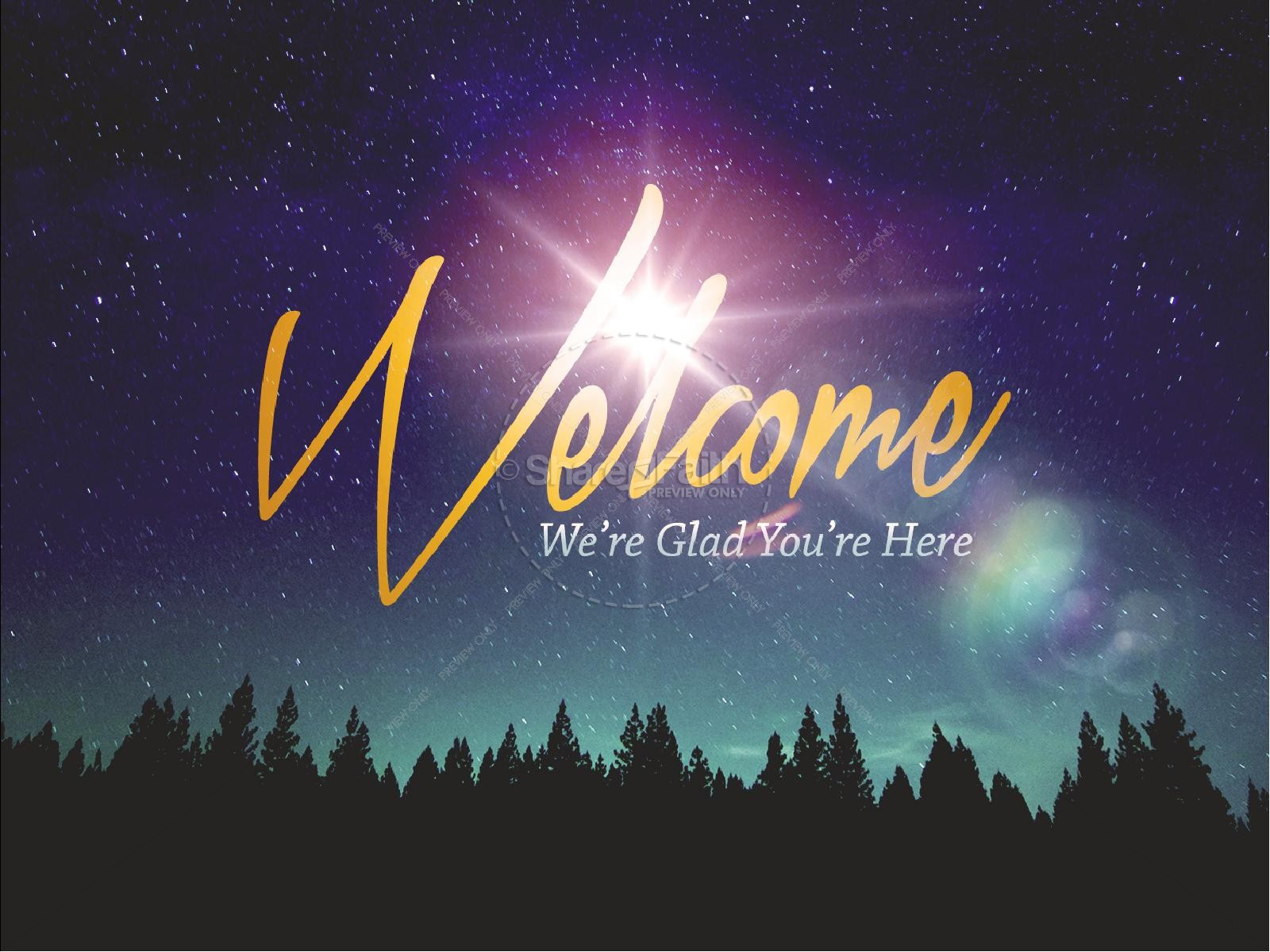 Merry Christmas Bright Star Ministry PowerPoint