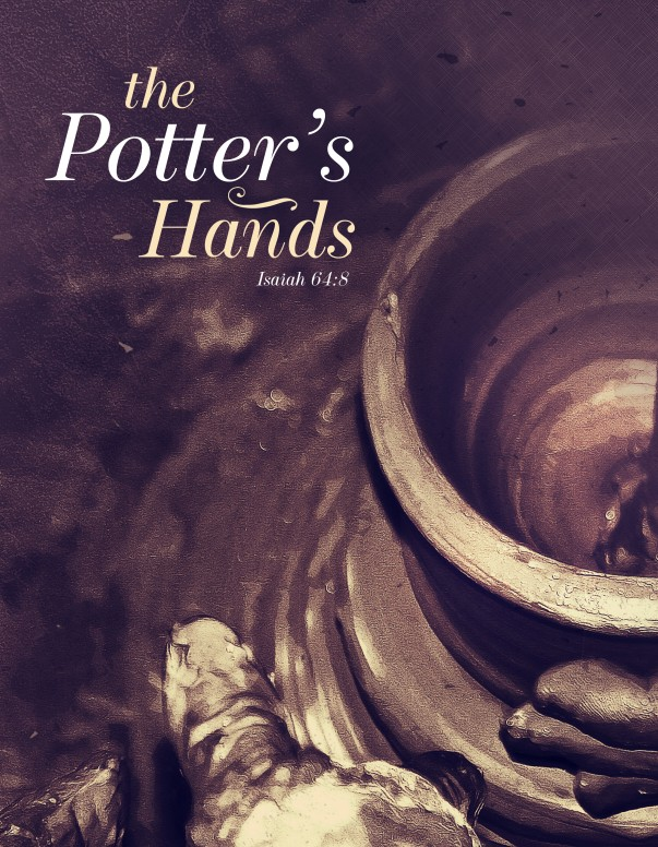 The Potter's Hands Christian Flyer