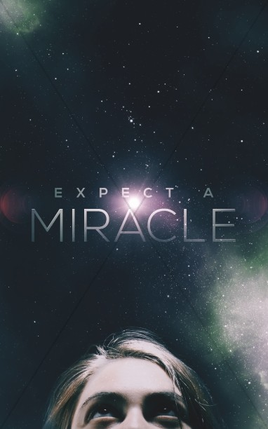 Expect a Miracle Christian Church Bulletin