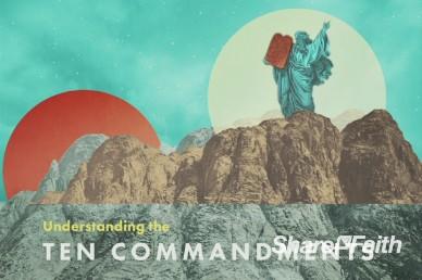 Understanding the Ten Commandments Title Video Loop