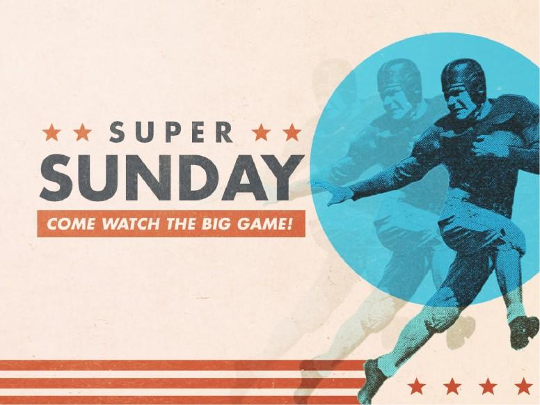 Super Sunday Church PowerPoint