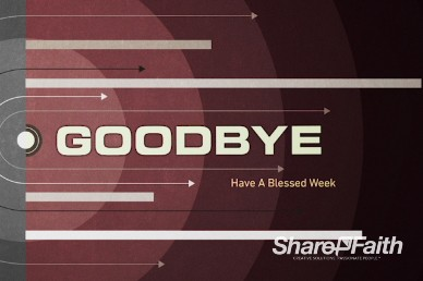 Reset for the New Year Christian Goodbye Video