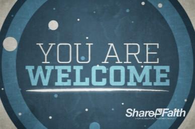 You Are Welcome Sermon Mini Movie