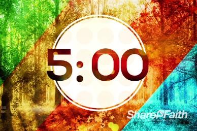 God of All Seasons Church Countdown Timer Video