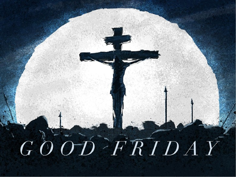 Good Friday Crucifixion Church PowerPoint