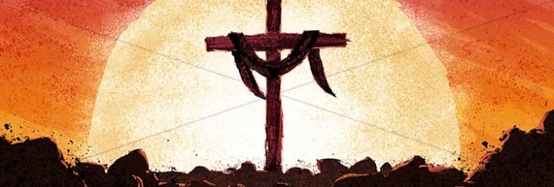 Easter Sunday Resurrection Church Website Banner