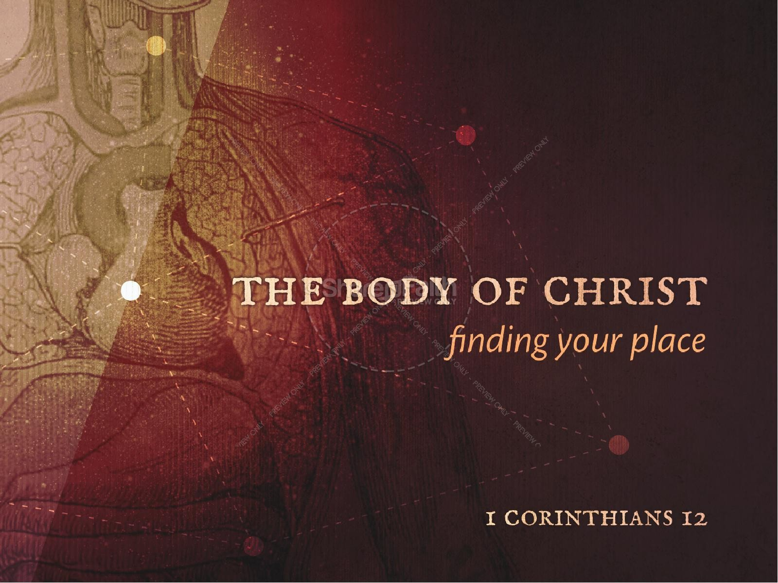 Body of Christ Church PowerPoint | slide 1