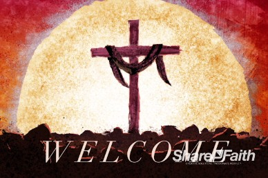 Easter Sunday Resurrection Church Welcome Video