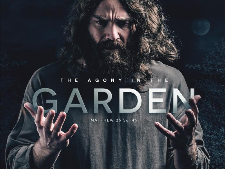 Agony in the Garden Church PowerPoint