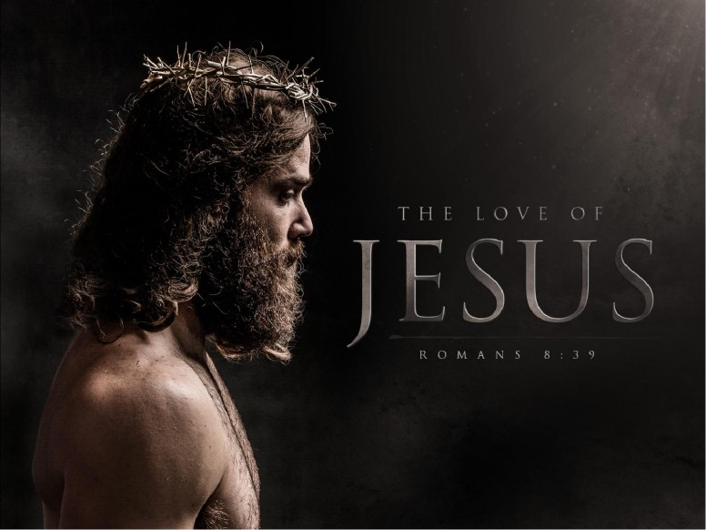 The Love of Jesus Easter Church PowerPoint
