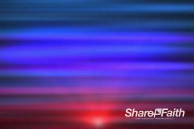 Brilliant Sunrise Worship Motion Background
