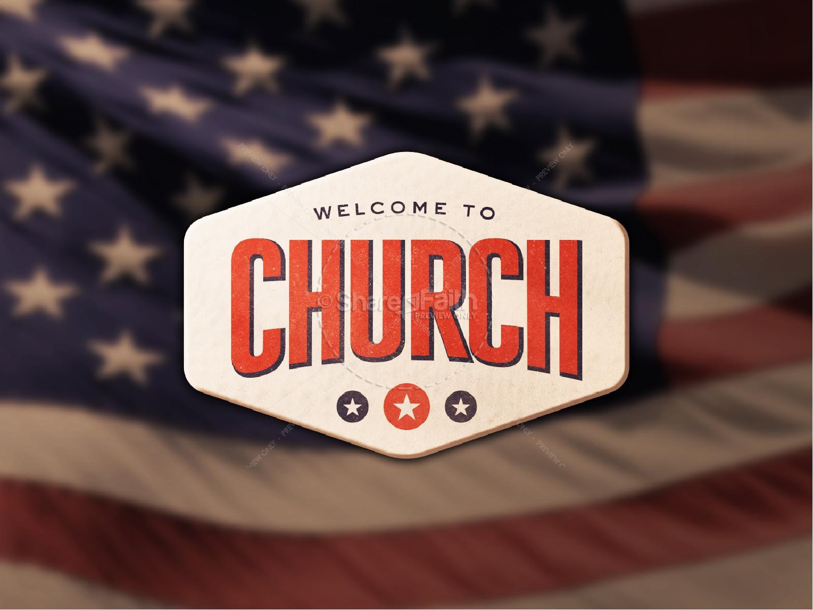 National Day of Prayer Sermon PowerPoint | slide 2
