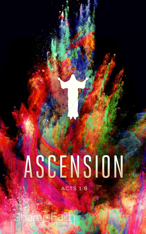 Ascension Church Sermon Bulletin