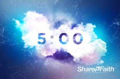 Dream Big Church Countdown Timer Video