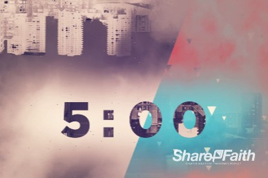 God of this City Church Video Countdown Timer