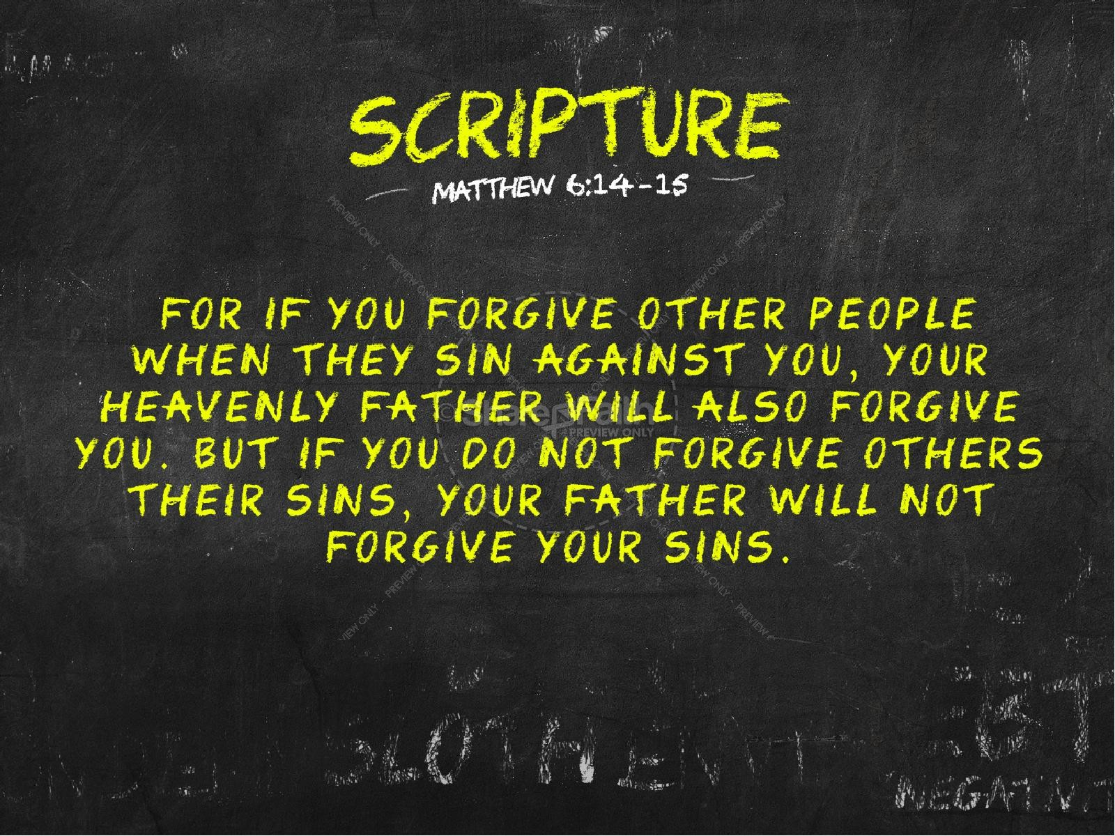 Freedom of Forgiveness Church PowerPoint  PowerPoint Sermons