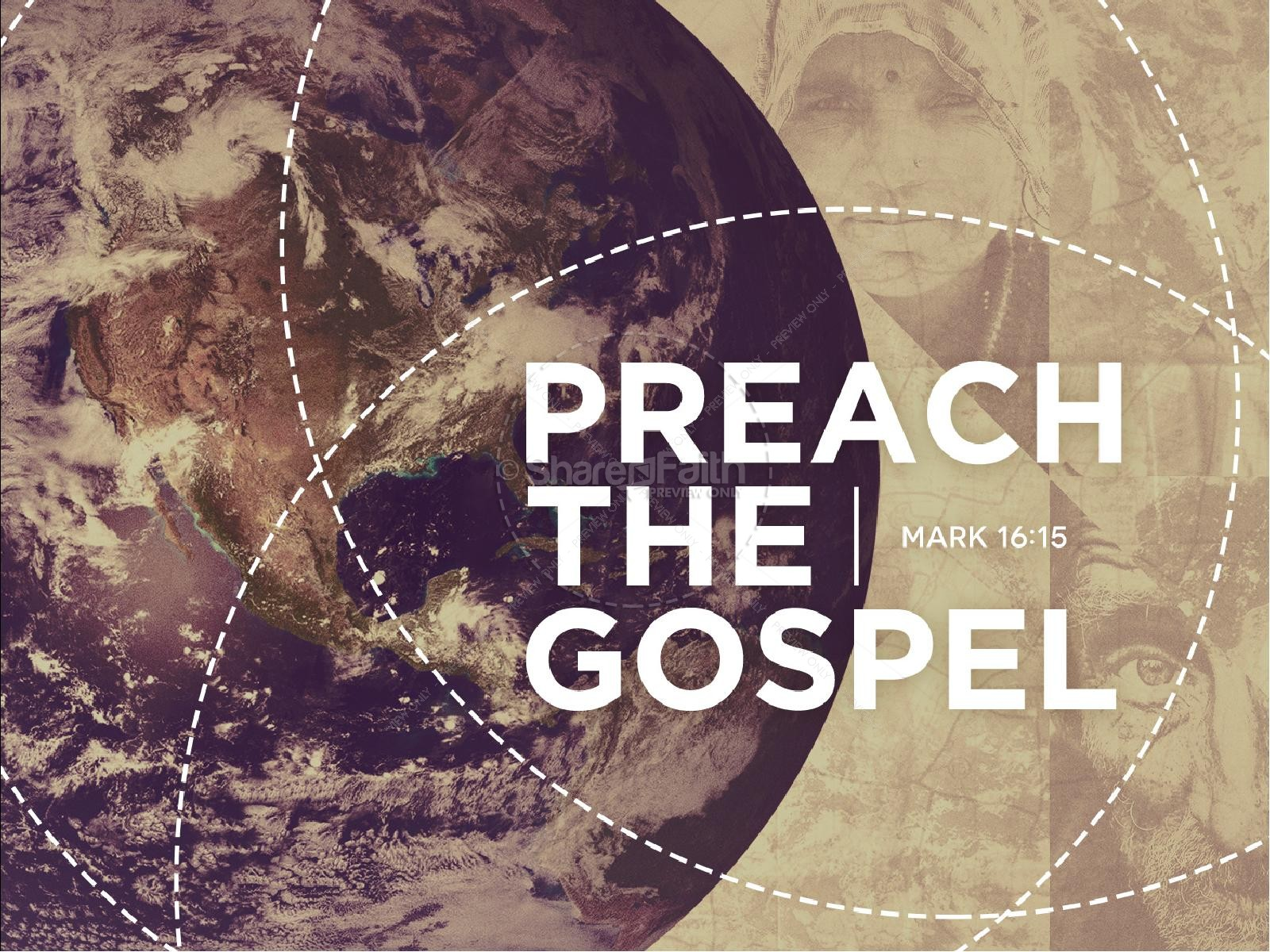 Preach the Gospel Missions Church PowerPoint