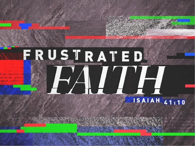 Frustrated Faith Church PowerPoint