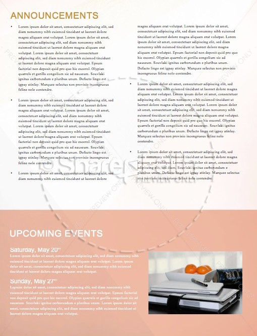 Virtuous Woman Church Newsletter | page 4
