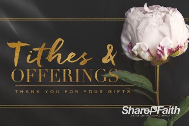 Thanks Mom Church Tithes and Offerings Video Loop
