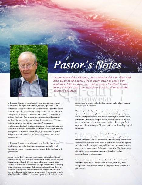 Jump In Baptism Church Newsletter