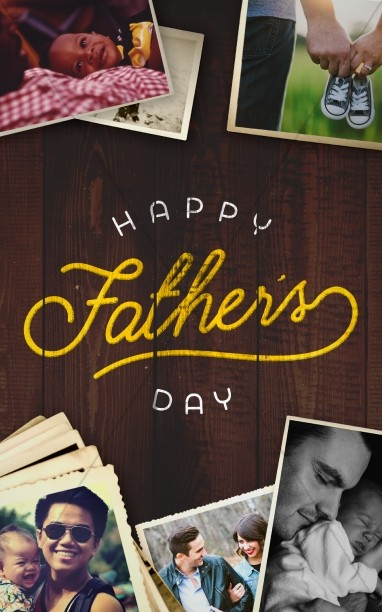 Father's Day Bulletin Covers | Father's Day Bulletins