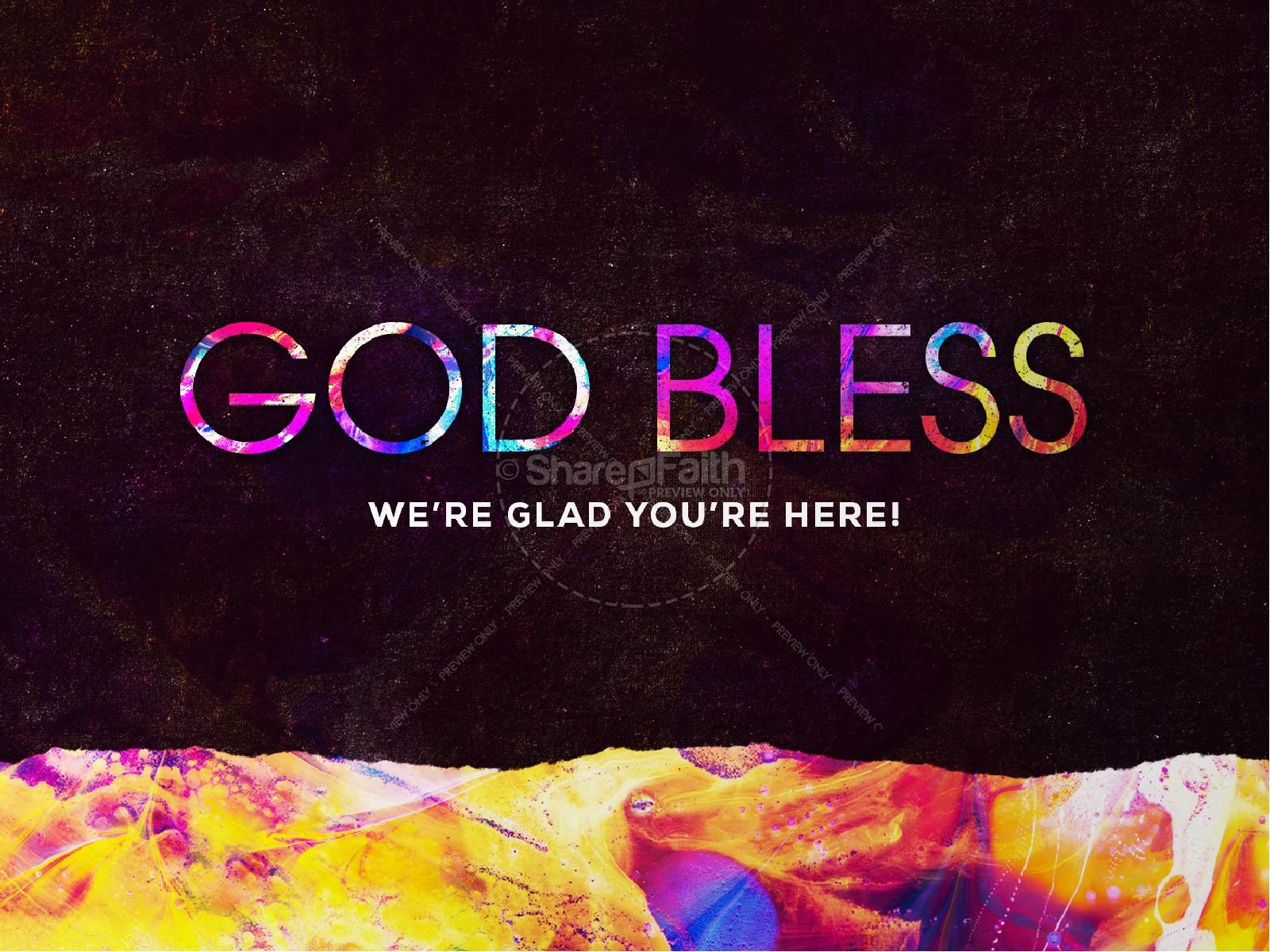 God is Good Church PowerPoint