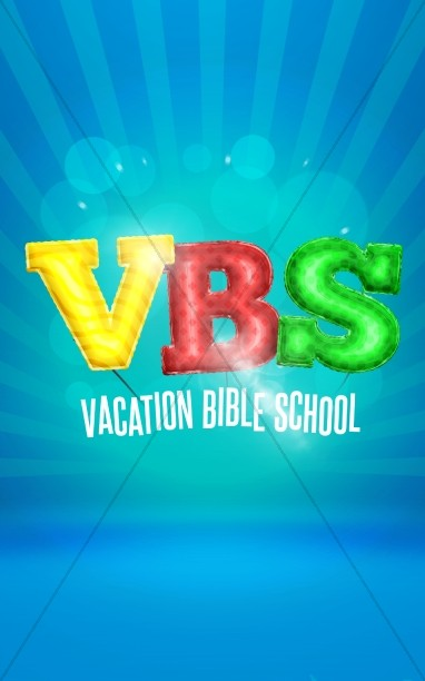 VBS Registration Church Bulletin