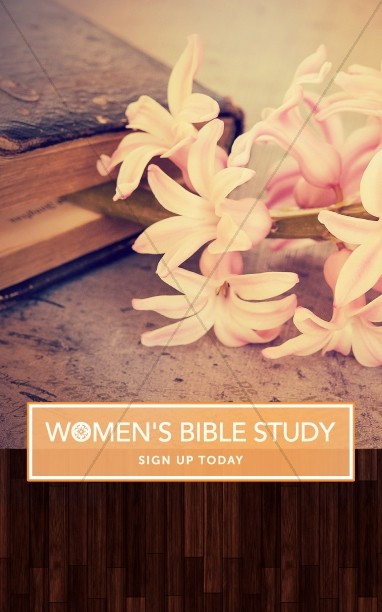 Women's Bible Study Ministry Bulletin