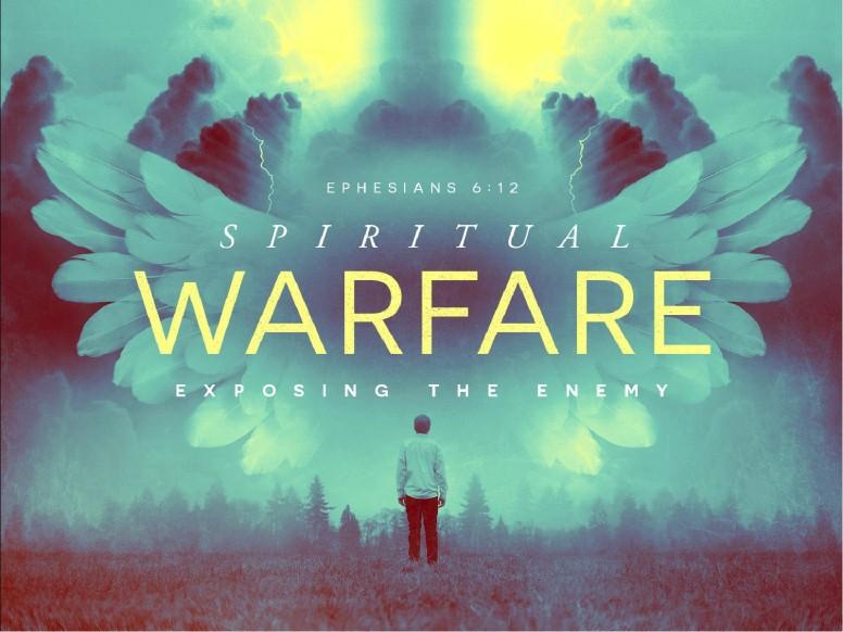 Spiritual Warfare Church PowerPoint