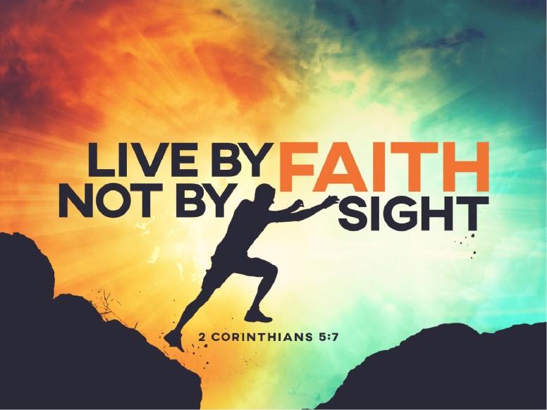 Live By Faith Church PowerPoint