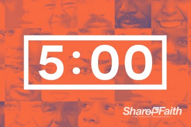 We Are the Church Countdown Timer Video
