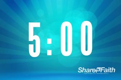 VBS Registration Countdown Timer Video