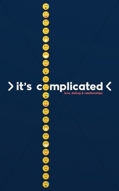 It's Complicated Relationships Church Bulletin