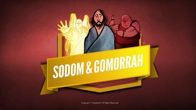 The Story Of Sodom and Gomorrah Bible Video For Kids