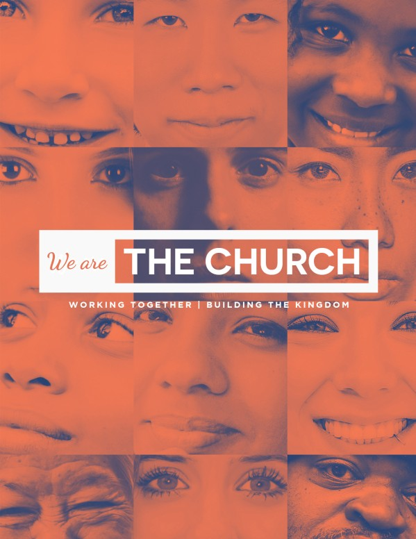 We Are the Church Flyer