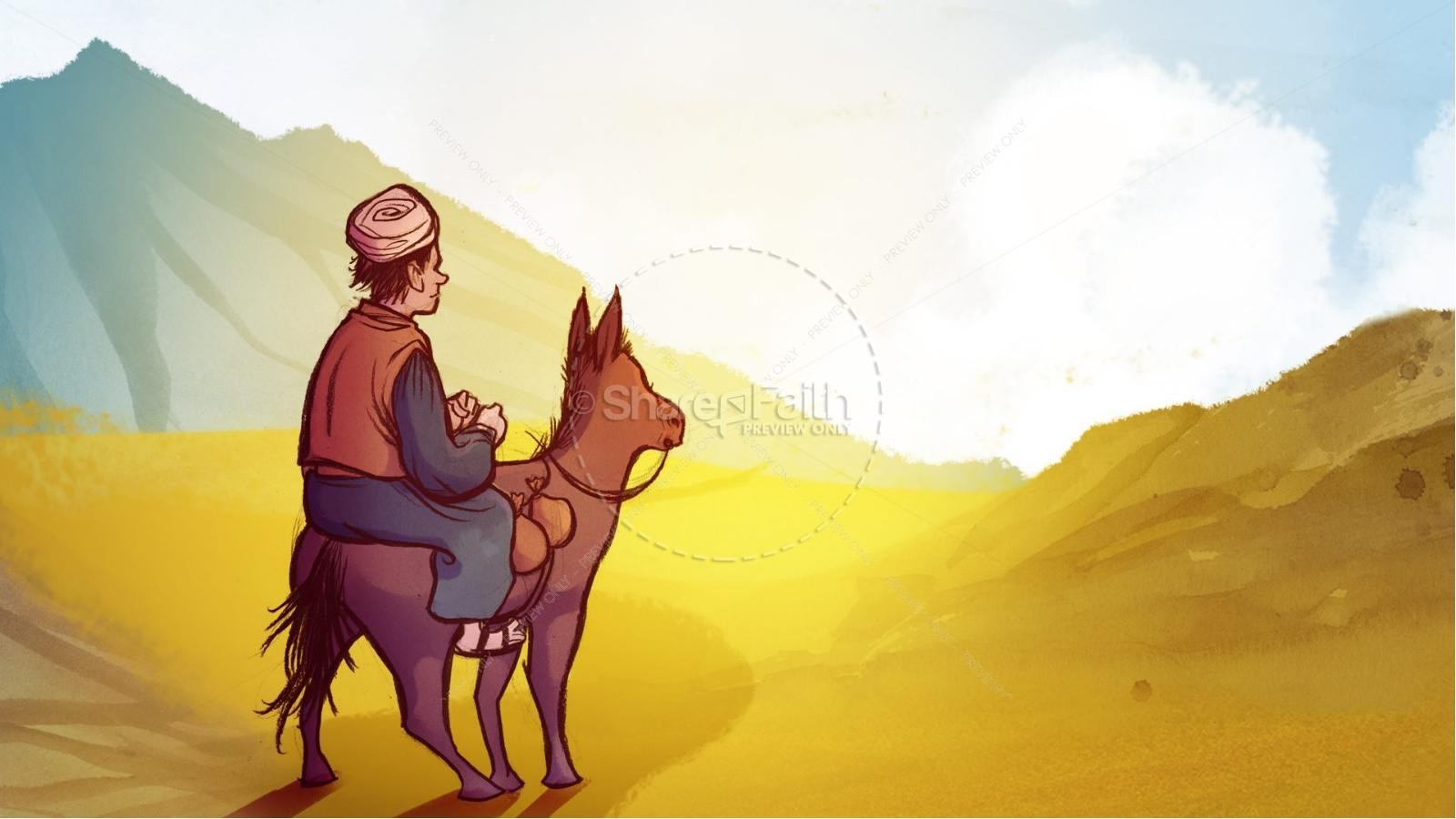 The Good Samaritan Kids Bible Story