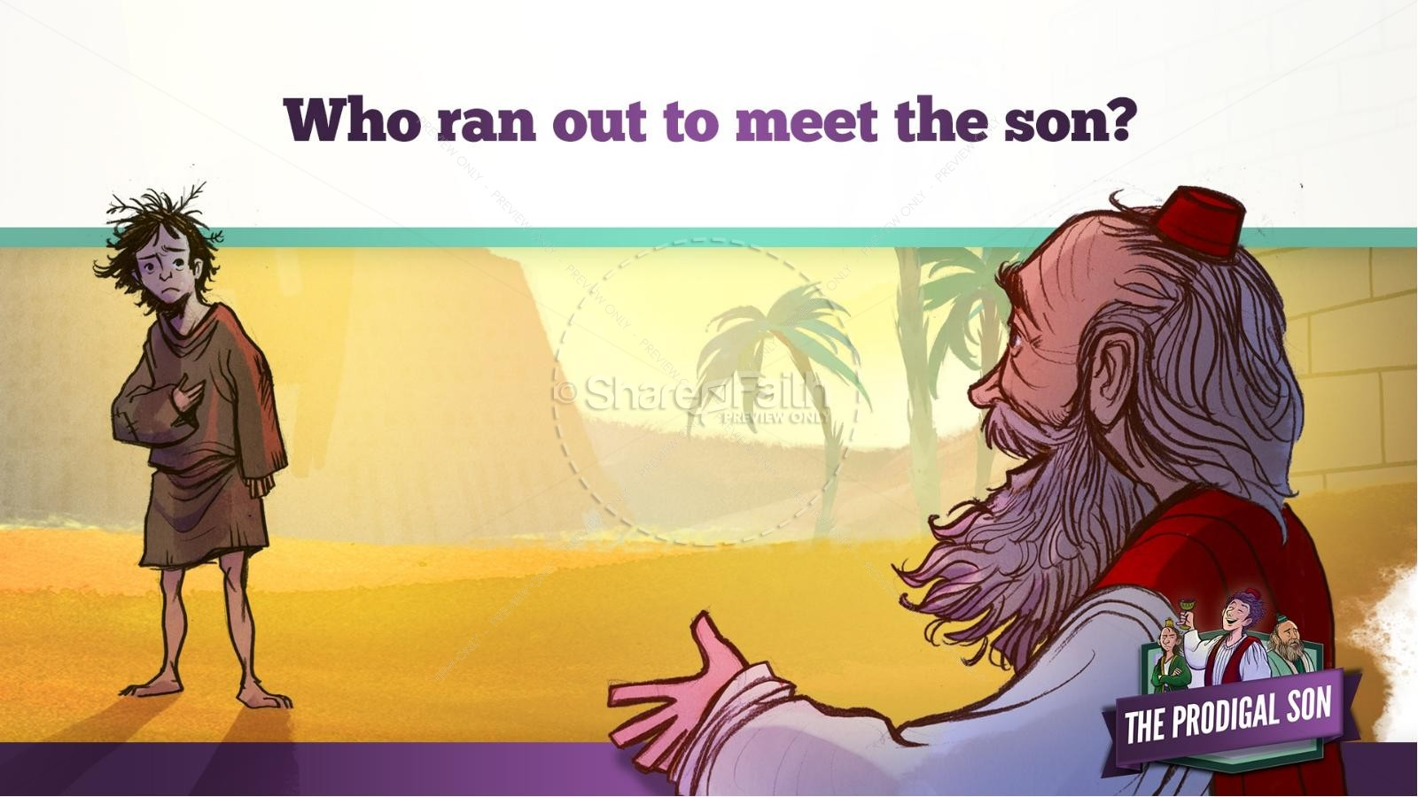 free christian clip art prodigal son - photo #35