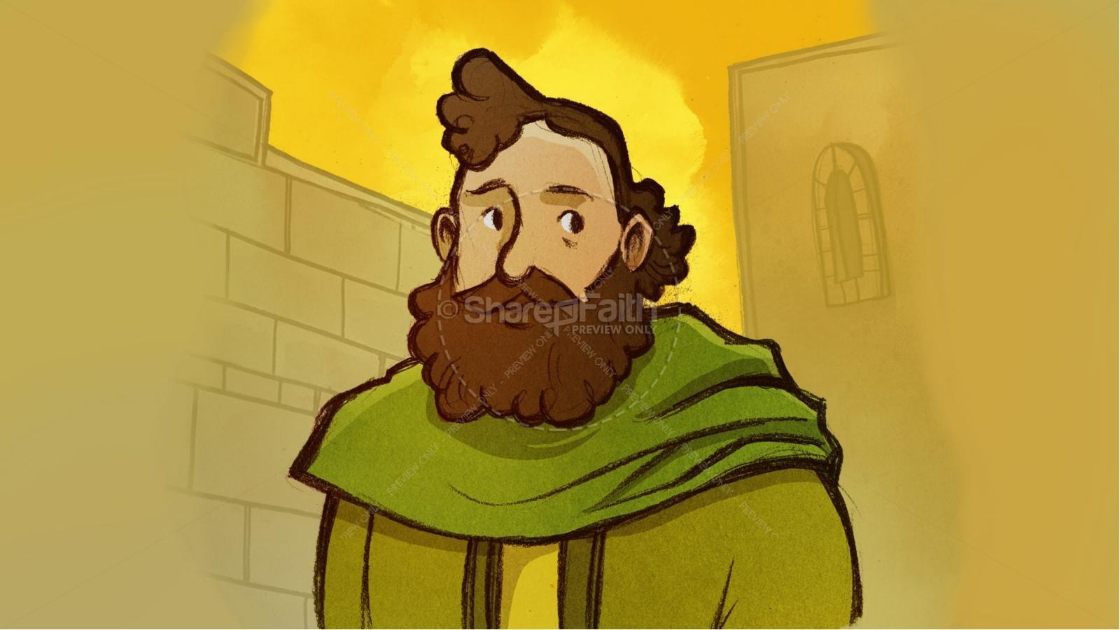 Paul's Missionary Journeys Kids Bible Stories