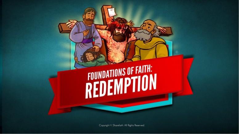 Romans 6 Redemption Kids Bible Story