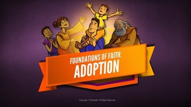 Romans 8 Adoption Bible Video For Kids