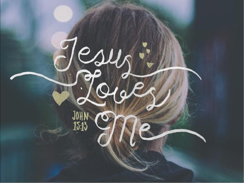 Jesus Loves Me Christian PowerPoint