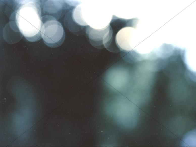 Soft Light Blur Christian Bokeh Background