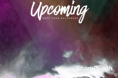 Worship Encounter Upcoming Events Video Loop