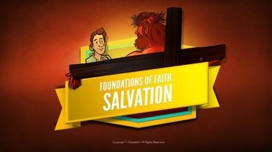 Matthew 7 Plan of Salvation Video For Kids