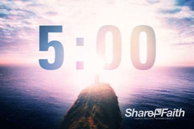Let God Church Countdown Timer