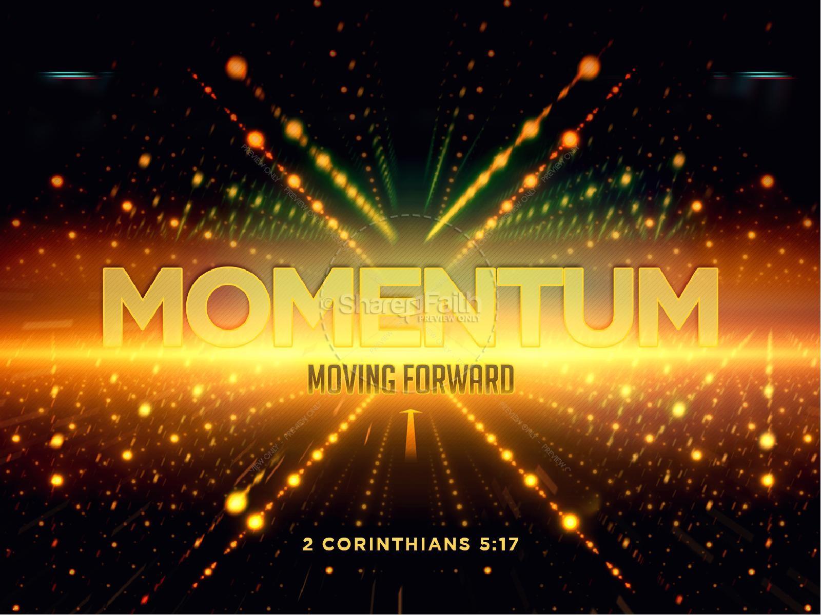 Momentum Sermon PowerPoint